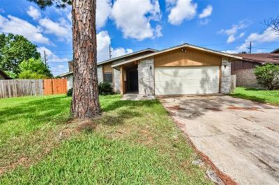 Houston Single Family Home For Sale: 8003 Enchanted Forest Drive