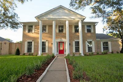 Rosenberg Single Family Home For Sale: 2627 Live Oak Drive