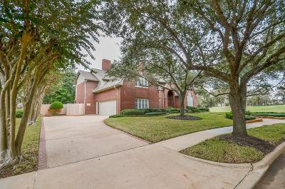 Sugar Land Single Family Home For Sale: 3811 Deer Run Bend