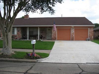 La Porte Single Family Home For Sale: 5218 Meadow Crest Street