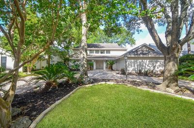 Sugar Land Single Family Home For Sale: 2710 Fairway Drive