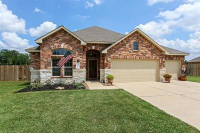 Conroe Single Family Home For Sale: 9267 Silver Back Trail