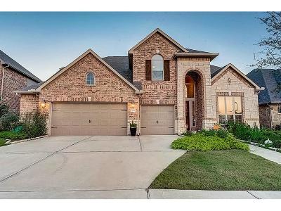 Richmond Single Family Home For Sale: 11015 Bearsden Drive