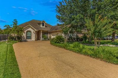 College Station Single Family Home For Sale: 4403 Longthorpe Court