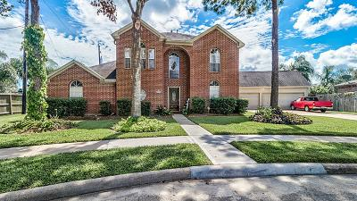 Pearland Single Family Home For Sale: 2701 Janet Court