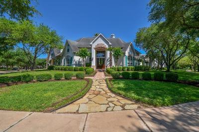 Sugar Land Single Family Home Option Pending: 4010 Mount Vernon Avenue