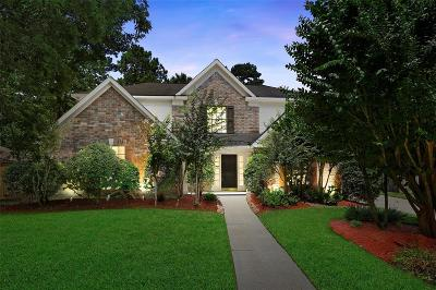 The Woodlands TX Single Family Home For Sale: $374,000