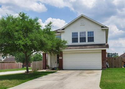 Magnolia Single Family Home For Sale: 7203 Cool Springs Court