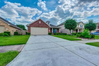 Katy Single Family Home For Sale: 7035 Cornflower Lane