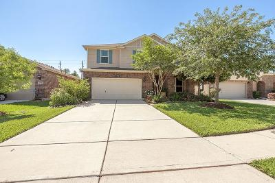 League City Single Family Home For Sale: 2806 Mezzomonte Lane
