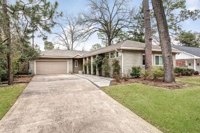 Houston Single Family Home For Sale: 12918 Traviata Drive
