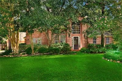 The Woodlands Single Family Home For Sale: 28 Thunder Hollow Place