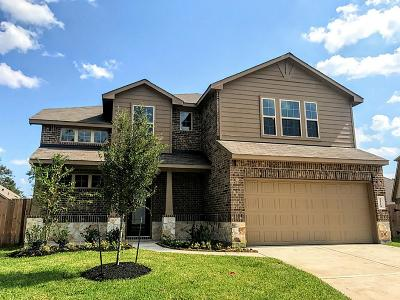 Spring Single Family Home For Sale: 24214 Oakdale Hill Court