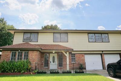 Single Family Home For Sale: 6514 Vialinda Drive