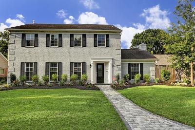 Houston Single Family Home For Sale: 10806 Wickersham Lane