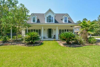 Conroe Single Family Home For Sale: 11938 Silver Leaf Court
