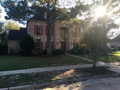 Katy Single Family Home For Sale: 21407 Crystal Greens Drive