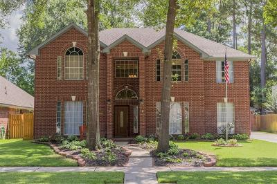 Spring TX Single Family Home For Sale: $295,500
