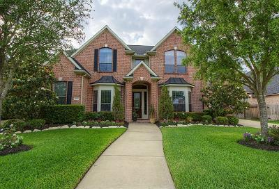 Katy Single Family Home For Sale: 5827 Calico Crossing Lane