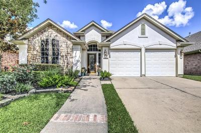 Houston Single Family Home For Sale: 1254 Sienna Hill Drive