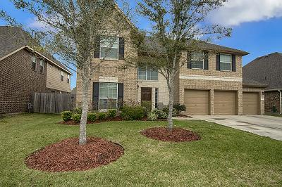 Dickenson, Dickinson Single Family Home For Sale: 1749 Coral Cliff Drive
