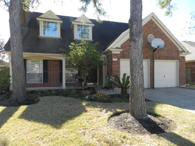 Sugar Land Single Family Home For Sale: 210 Knoll Forest Drive
