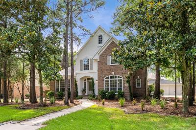 The Woodlands Single Family Home For Sale: 27 S Floral Leaf