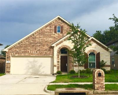 Baytown Single Family Home For Sale: 2342 Bay Hill Dr