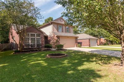 Kingwood Single Family Home For Sale: 3314 Appalachian Trail