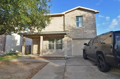 Cypress Single Family Home For Sale: 7206 Rising Brook Drive