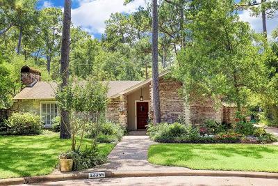 Houston Single Family Home For Sale: 12355 Longworth Lane