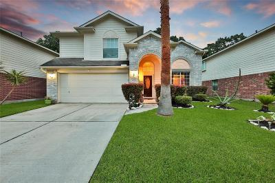 Humble Single Family Home For Sale: 4830 Timber Path Drive