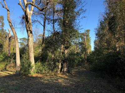 Tomball Farm & Ranch For Sale: 16310 McMahon Circle