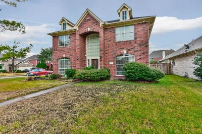 Houston Single Family Home For Sale: 8807 Beawood Drive