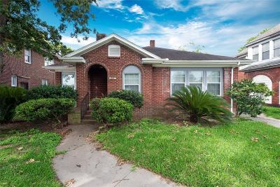 Rental For Rent: 2020 Wichita Street