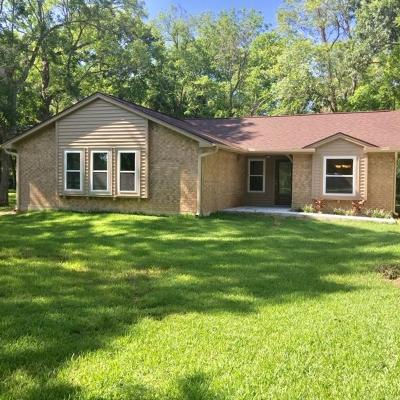 Manvel Single Family Home For Sale: 9308 Acorn Drive