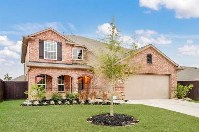 Spring Single Family Home For Sale: 20810 Crestpoint