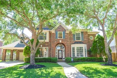 Cinco Ranch Single Family Home For Sale: 4606 Stackstone Lane