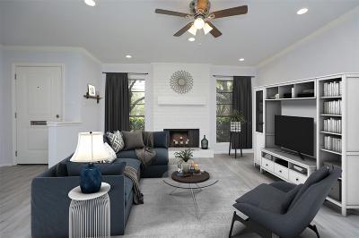 Galveston County, Harris County Condo/Townhouse For Sale: 2504 Bering Drive