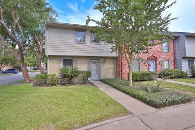 Houston Condo/Townhouse For Sale: 9236 Beechnut Street