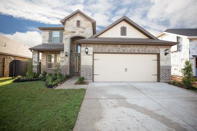 Richmond TX Single Family Home For Sale: $341,990