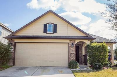 Tomball Single Family Home For Sale: 12923 Taper Reach Drive