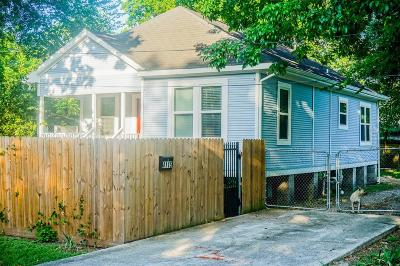 Houston Single Family Home For Sale: 4115 Rogers Street