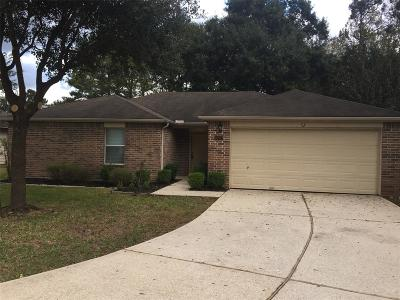 Conroe Single Family Home For Sale: 16377 Hidden River Court
