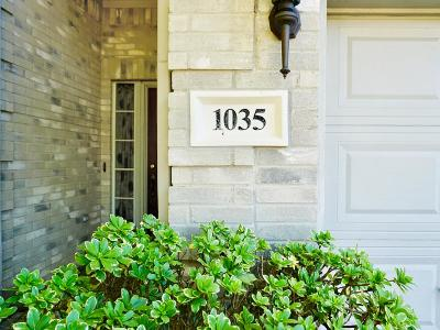 Pearland Rental For Rent: 1035 Norfolk Drive
