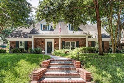 Houston Single Family Home For Sale: 10043 Sugar Hill Drive