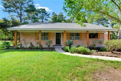 Magnolia Single Family Home For Sale: 31915 Old Hempstead Road