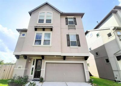 Houston Single Family Home For Sale: 9630 Cambridge Manor Lane