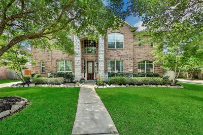 Katy Single Family Home For Sale: 1922 Silver Brook Lane