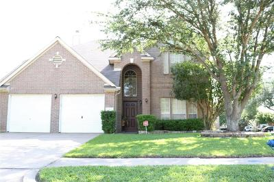 Katy Single Family Home For Sale: 1527 Carstone Court